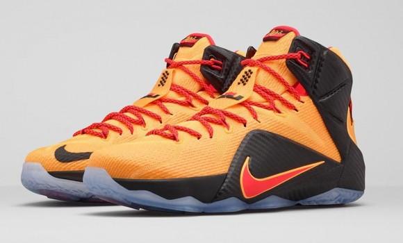brand new 831f1 dd9b2 Nike LeBron 12  Witness  - Official Look + Release Info - WearTesters