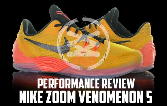 Kobe venomenon 5 review