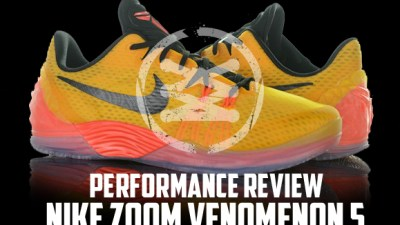 a150fd0b28be Nike Zoom Venomenon 5 Performance Review