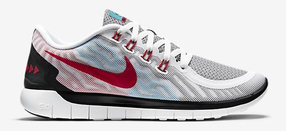 Women's Nike Free 5.0 N7