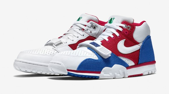 sneakers for cheap 8ac6b 0ad00 This Colorway of the Nike Air Trainer 1 Mid Celebrates Puerto Rican ...
