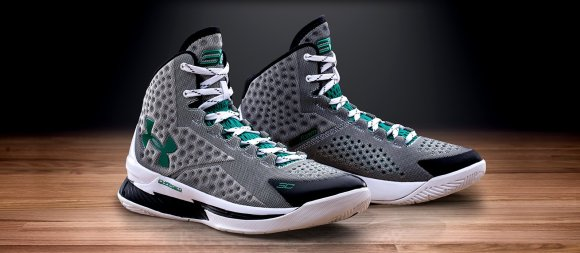 Under Armour Curry One High 'Golf' - Scratch White