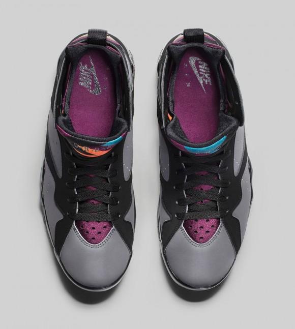 Air Jordan 7 Retro 'Bordeaux' - Official Look + Release Info 5