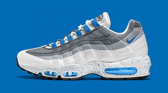 new concept 4931f 3c30a Customize The Nike Air Max 95 With New NIKEiD Options - WearTesters