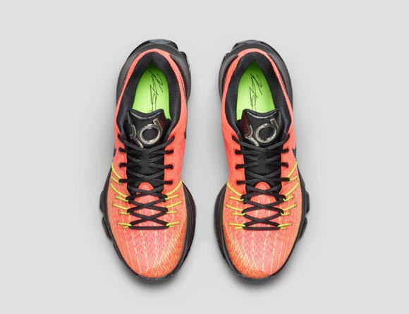 09fdc6ef8403 Push Your Game to the Limit with the Nike KD 8  Hunt s Hill Sunrise ...