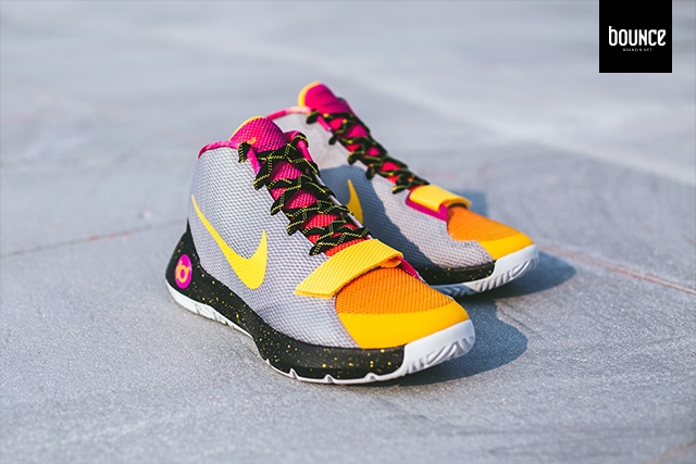Get Up Close And Personal With Nike Basketball's Limited RISE Collection 2