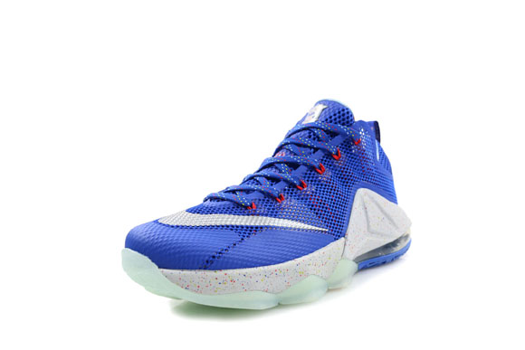 Nike Basketball Adds The Nike LeBron 12 Low To The 'Rise' Collection 2
