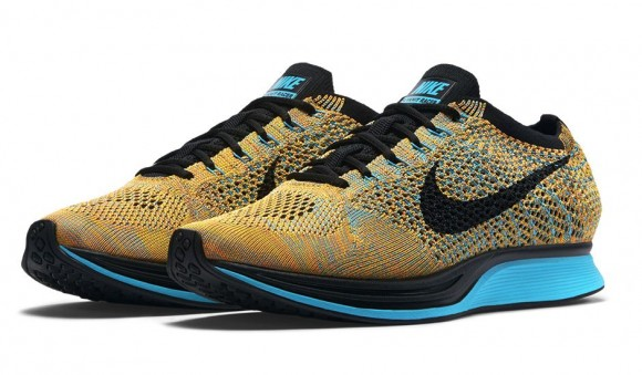 3f5712ac83b5 Nike Flyknit Racer  Sherbet  - Available Now - WearTesters