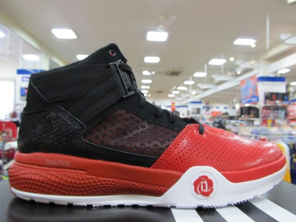 buy popular 7d0f1 f07bd The adidas D Rose 773 IV Lands Overseas 1