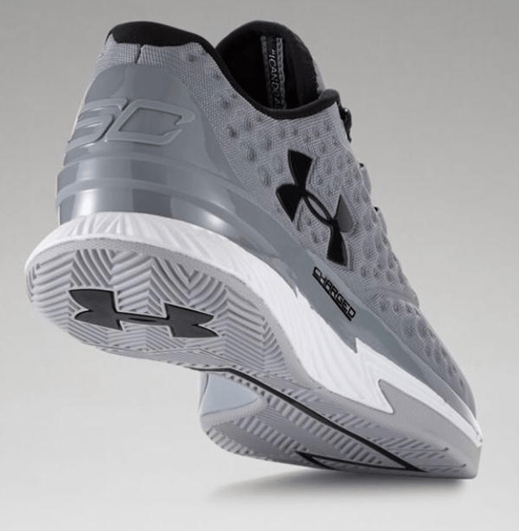 timeless design c9113 8dad3 Under Armour Curry One Low Will Release In Silver 2