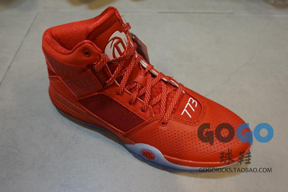a746dd0a13e8e adidas D Rose 773 IV in Tonal Red and Blue Options - WearTesters