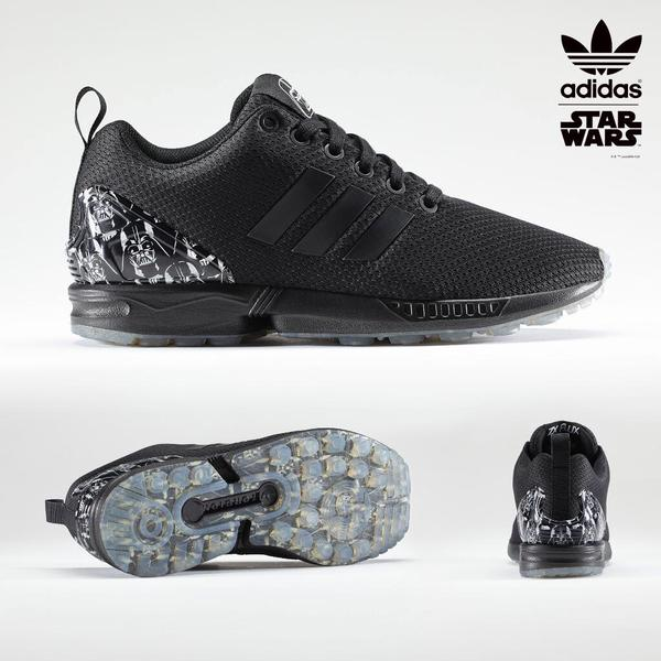 cd17a1c04523e adidas ZX Flux - Star Wars Miadidas Options Available Now - WearTesters
