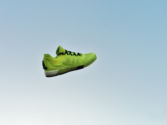 078ff18cf21d When adidas decided to beat the game by having the lightest basketball shoe  ever