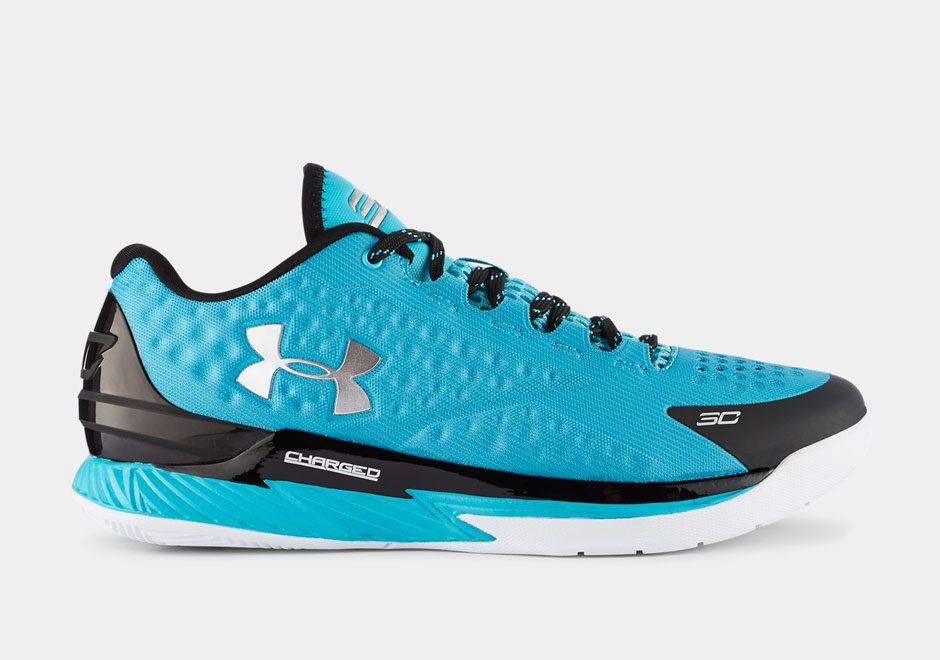 Under Armour Curry One Low  Pacific White  - Links Available Now ... e679686aa17c