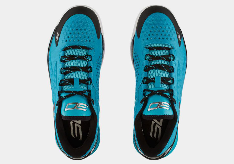 5d1799f41e2e Under Armour Curry One Low  Pacific White  - Links Available Now ...