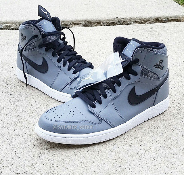 sale retailer 4be29 1e6ba Air Jordan 1 Retro High Rare Air  Cool Grey  - Available Now ...