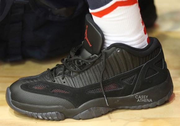4ebf1241527416 ... Air Jordan 11 Low… Jordan Brand   Kicks On Court ...