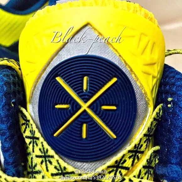 Get a Detailed Look at the Li-Ning Way of Wade 4 in a Marquette Colorway 3