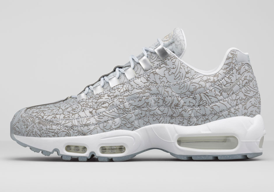 13cd23248b Nike Air Max 95 'Platinum Anniversary Pack' – Available Now ...