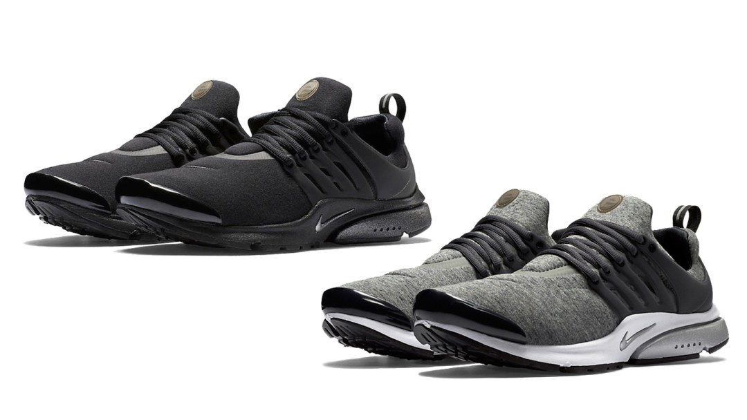 separation shoes cbc4d 3aa6f Nike Air Presto  Tech Pack  Comes with Tech Fleece Materials ...