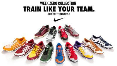 4a7acfbb01fd Rep Your College w  the Nike Free Trainer 5.0 V6  Week Zero  Collection