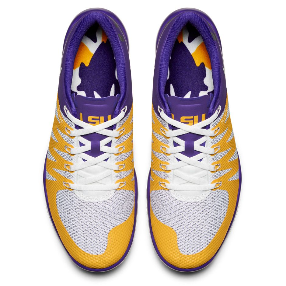 48e73ac2c651 Rep Your College w  the Nike Free Trainer 5.0 V6  Week Zero ...