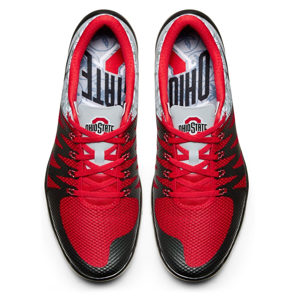 fcb8c39c015 Rep Your College w  the Nike Free Trainer 5.0 V6  Week Zero ...