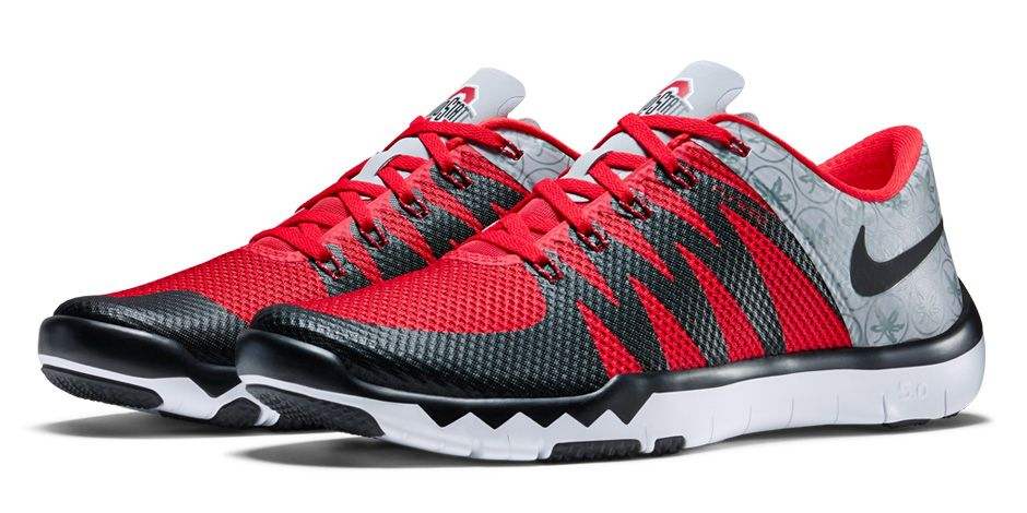 ac6c4584bcb38 Rep Your College w  the Nike Free Trainer 5.0 V6  Week Zero ...