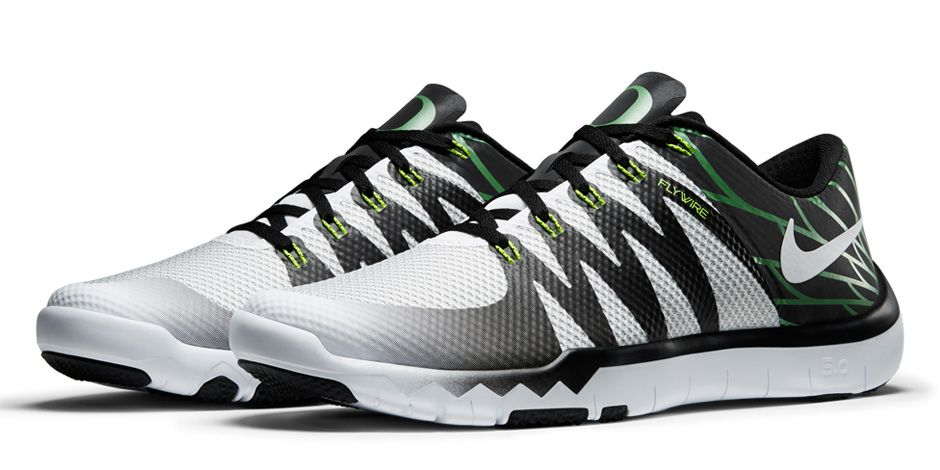 141ace9cfb10 Rep Your College w  the Nike Free Trainer 5.0 V6  Week Zero ...