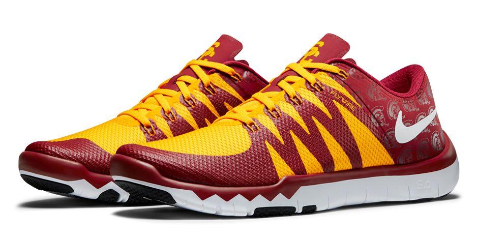 finest selection 03708 18c12 Nike Free Trainer 5.0 V6  Week Zero  USC Trojans
