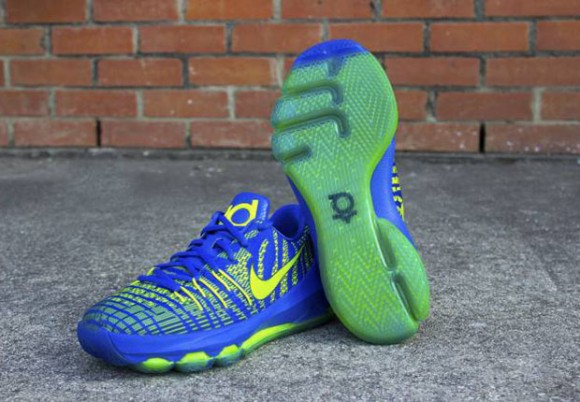 info for 5c77f 262ed Nike KD 8 GS 'Sprite' - Release Date 4 - WearTesters