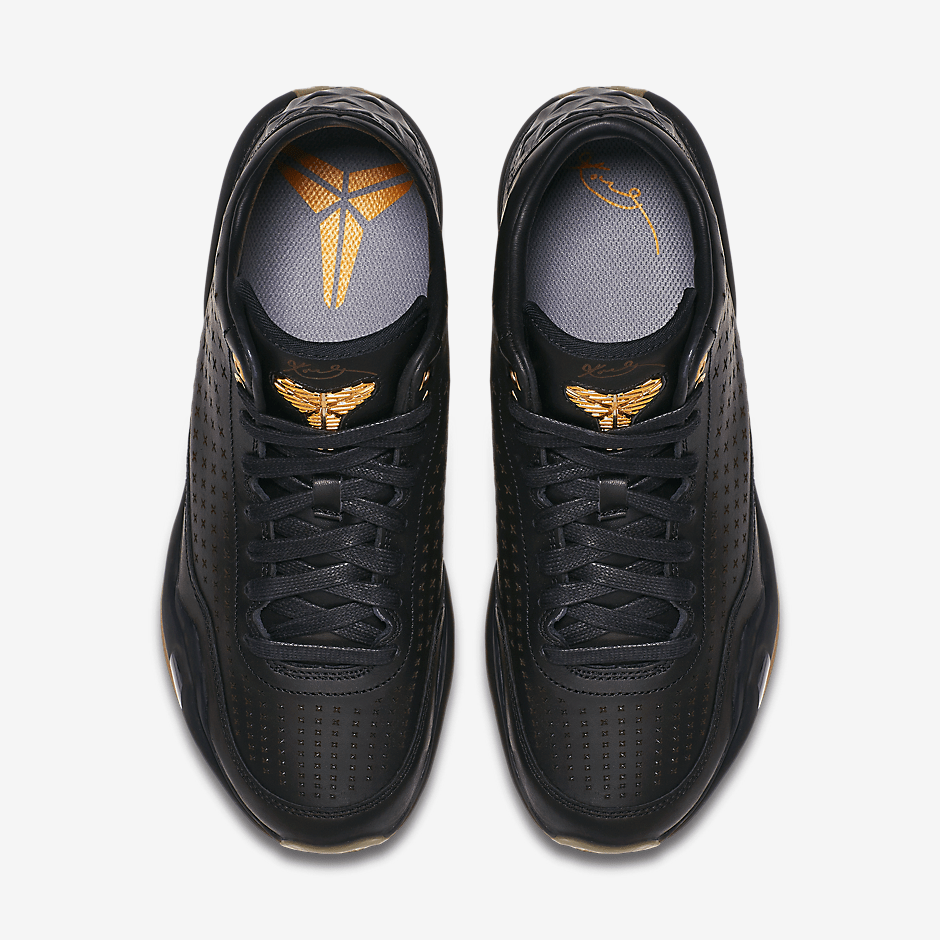 13a94fbecc06 Nike Kobe 10 Mid EXT  Black Gum  - Official Look - WearTesters