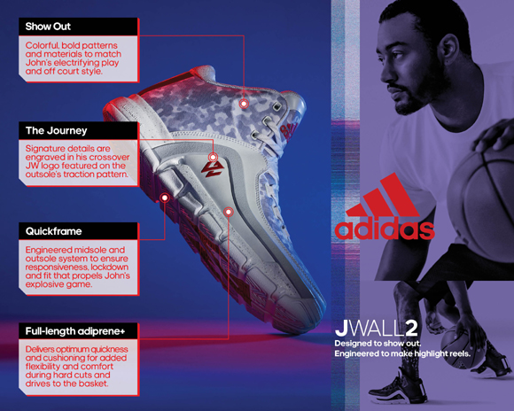 adidas Officially Unveils the J Wall 2 13 - WearTesters 4657e32c43