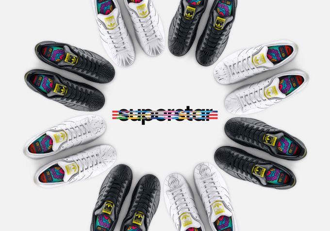 release date: 9def6 47103 adidas Originals Superstar Supershell FW15 BTL-PR imagery Supershell Wheel 02  · adidas superstar supershell pharrell flowers