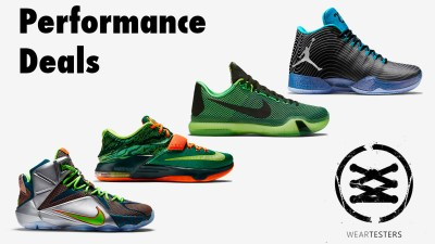 34b9dd47cf3e Performance Deals  Basketball Shoes for 20% Off at Nike Store