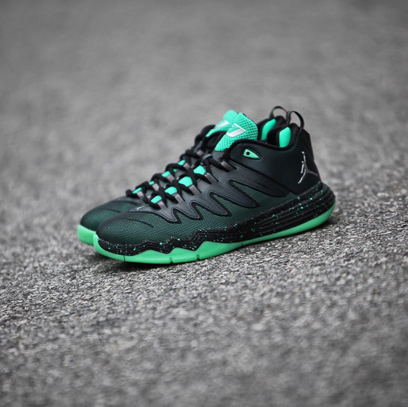 Get Up Close and Personal with the Jordan CP3.IX  Jade  - WearTesters 629698f2c