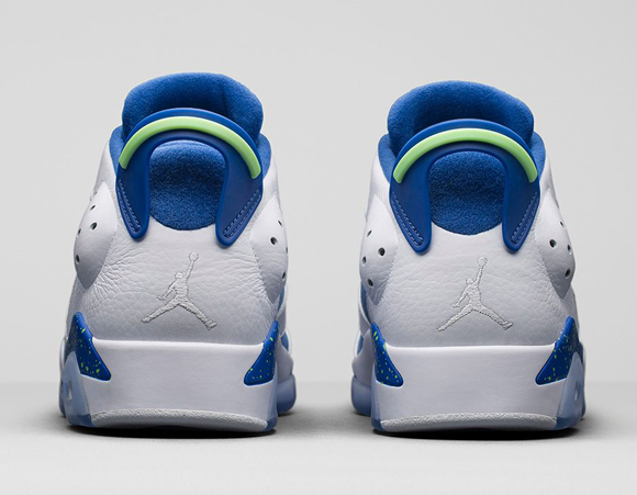 new product 110e9 72892 Get an Official Look at the Air Jordan 6 Retro Low  Insignia Blue  5