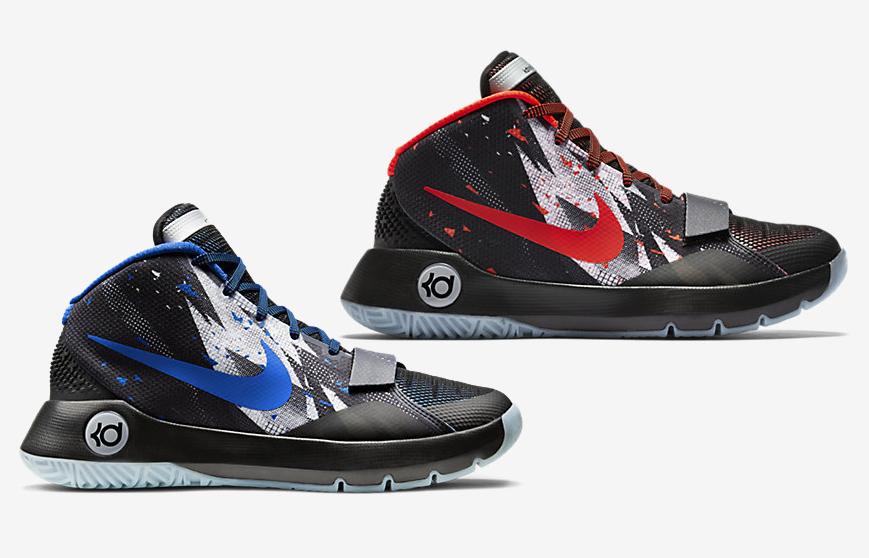 best service 89fa0 55ec0 Nike KD Trey 5 III Pops Up with a New Lightning Bolt pattern ...