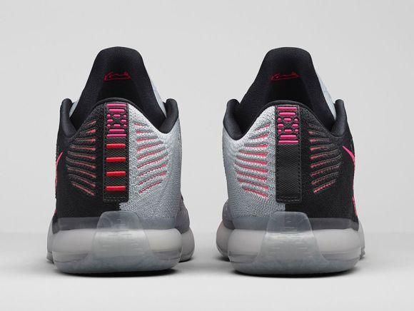 Nike Kobe X Elite 'Mambacurial' heel