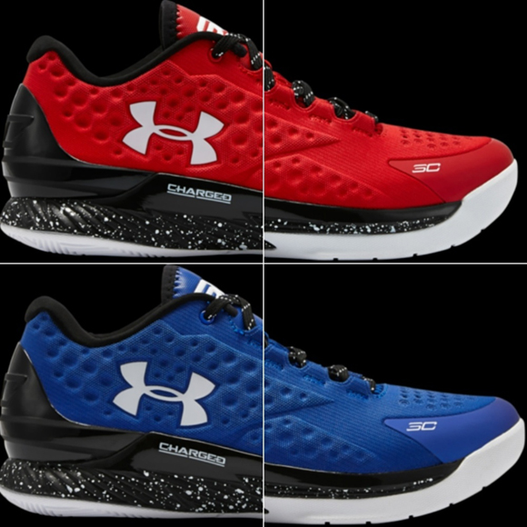 These Under Armour Curry One Low Team Colorways are set to Release this Week