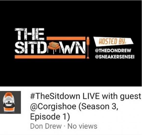the sitdown corgishoe