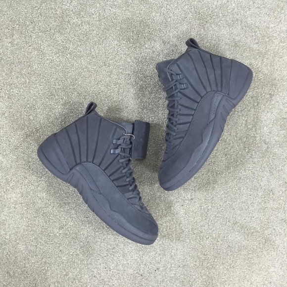 628bbb50bd9eff PSNY Collabs On This Air Jordan 12 Retro - WearTesters