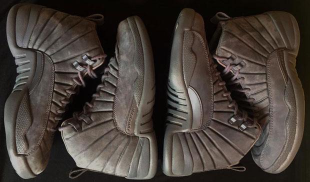 promo code da030 67b63 ... Air Jordan 12 Retro PSNY two pairs ...
