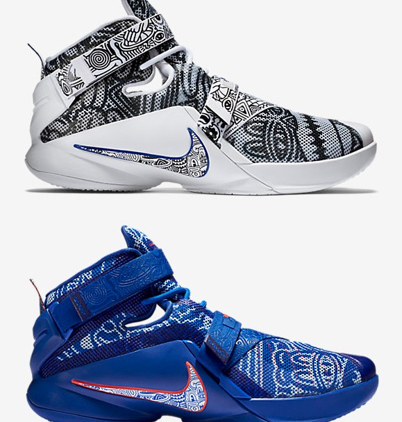 4c7ee3f062b7 Nike Zoom Soldier 9  Freegums  - Available Now in 2 Colorways ...