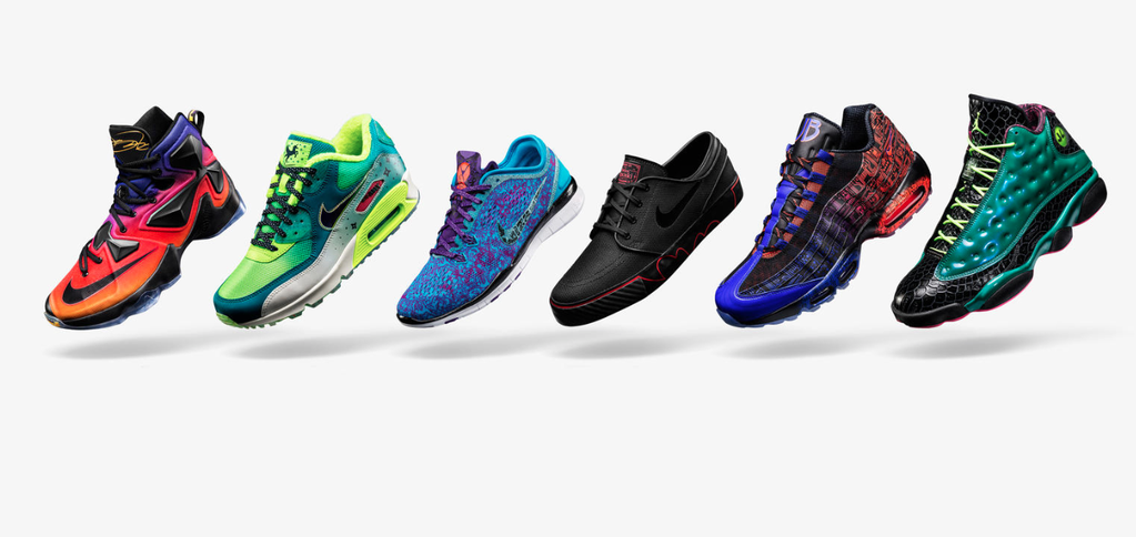 e43e4123aeaf The 2015 Nike x Doernbecher Freestyle Collection - WearTesters