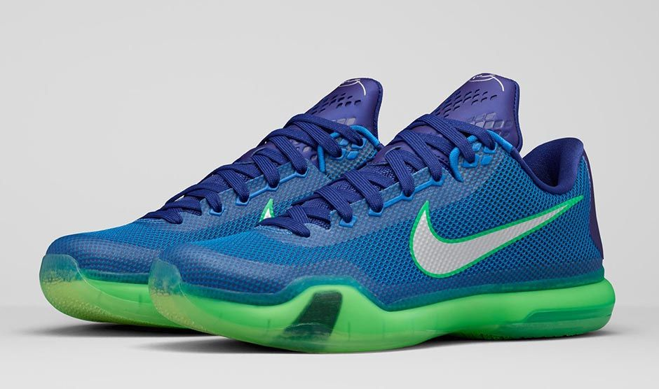 ac577d2a3b0 coupon kobe 10 green and blue upcoming 52d44 0fe33