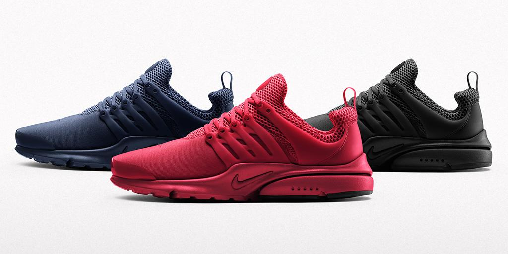 nike id air presto available now