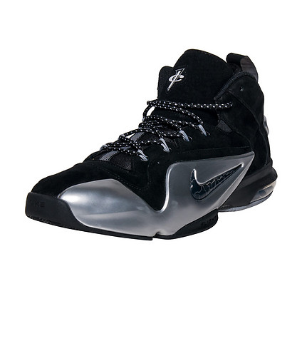 on sale 2f82b 9f670 The Nike Zoom Penny 6 is Now Available in Black  Silver - WearTesters