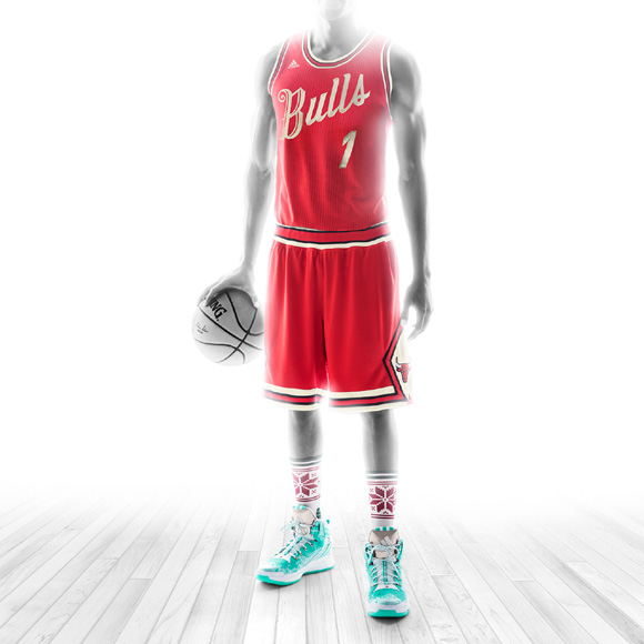 70d39cbe5 Stance and the NBA Unveil Uniforms for the 2015 NBA Christmas Day Games .