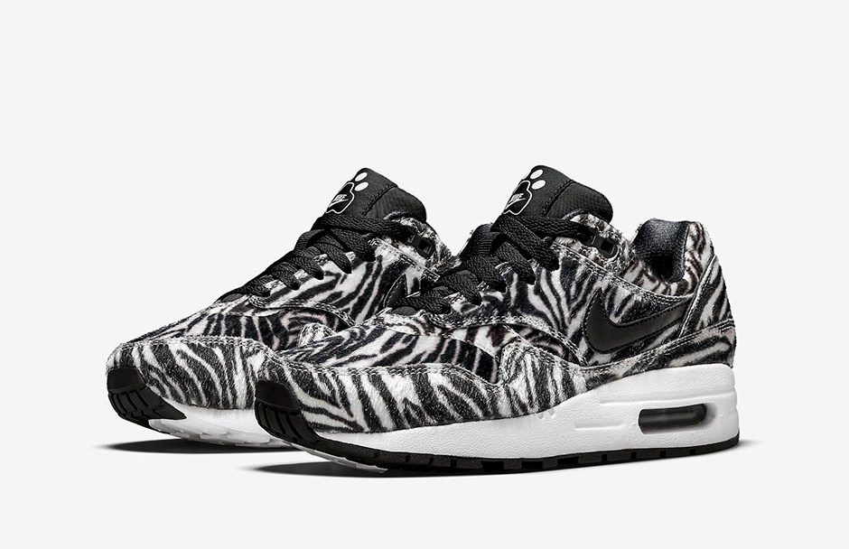 info for 6b8f3 2a2a9 Take a Trip to the Zoo With the Nike Air Max 1  Zoo Pack  - WearTesters